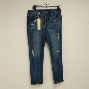 Other - Tags easy skinny jeans boyfriend blue